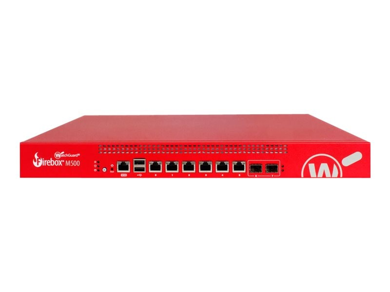 Watchguard Firebox M500 with Security Suite (3 Years)