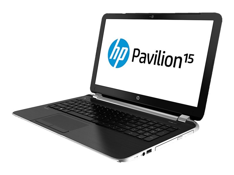 HP Pavilion 15-N209nr AMD QC A6-5200 2.0GHz 8GB 750GB DVD SM bgn NIC BT WC 4C HD8400 15.6 HD W8.1-64, F5Y83UA#ABA