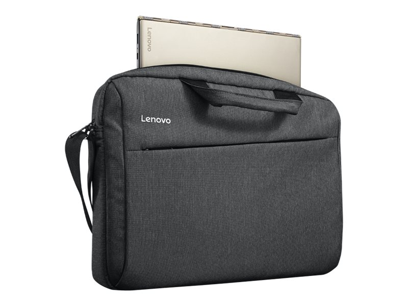 Lenovo Casual Toploader T200 for 15.6 Notebooks, Dark Charcoal, GX40L68662