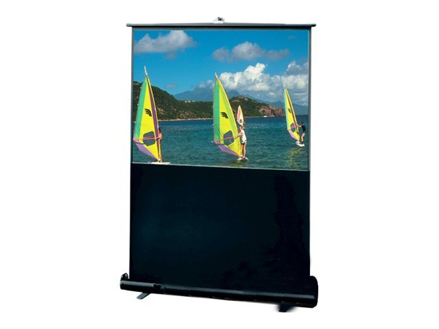 Draper Traveller Portable Projection Screen, Matte White, 16:10, 76