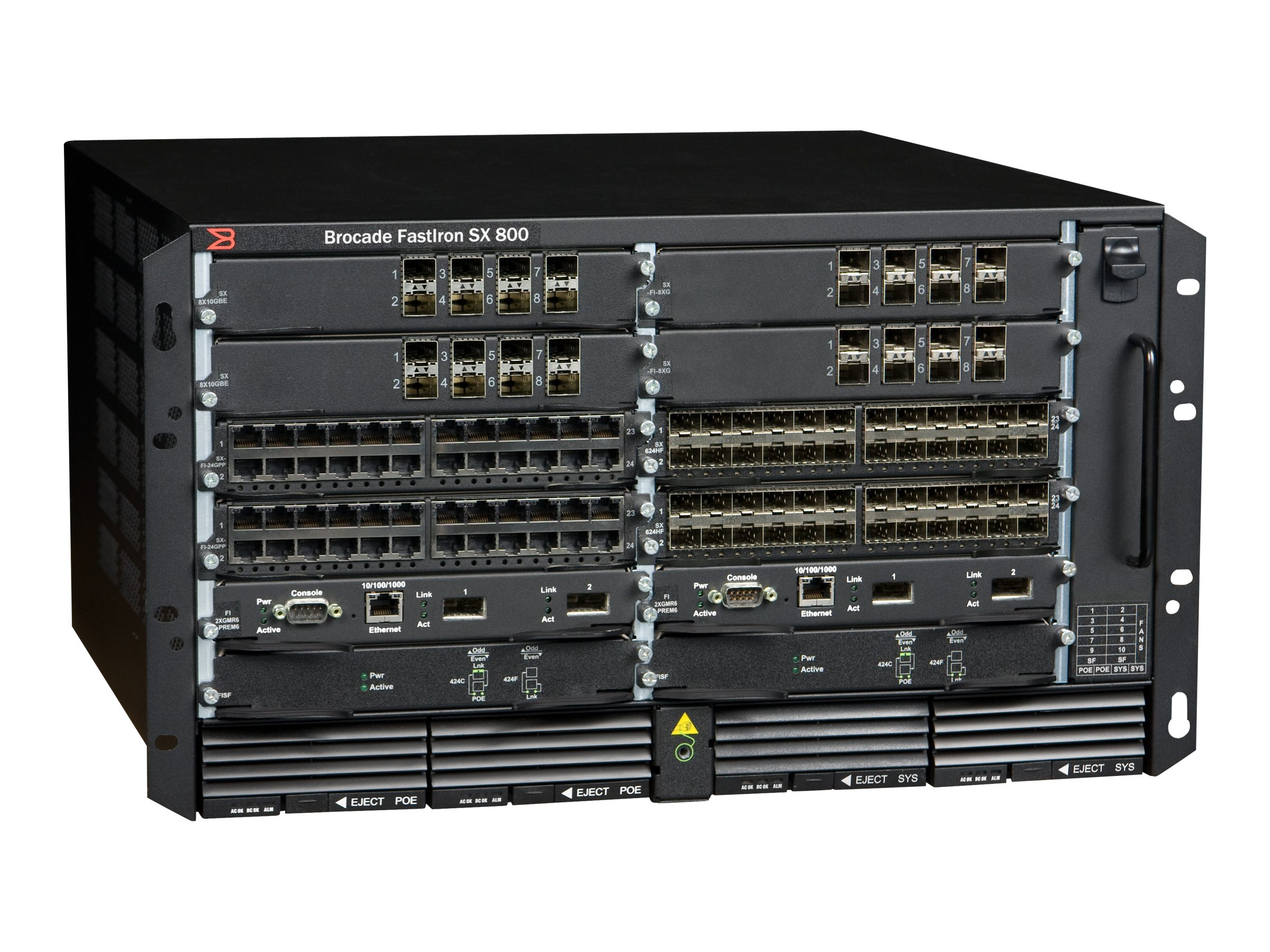 Foundry Networks FISX800AC Image 1