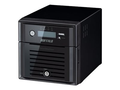 BUFFALO Terastation 5200 8TB NVR 16ch GBE Axis Network Video Recorder