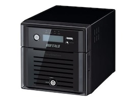 BUFFALO Terastation 5200 8TB NVR 16ch GBE Axis Network Video Recorder, TS5200D0802S, 17369074, Security Hardware