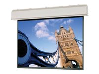 Da-Lite Large Advantage Electrol Projection Screen, Matte White, 16:9, 243, 36981L, 15961331, Projector Screens