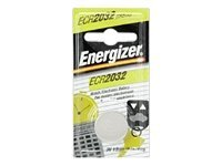 Energizer Battery, Lithium Coin 20mm x 3.2mm 3V 240mAh, ECR2032BP, 9554392, Batteries - Other