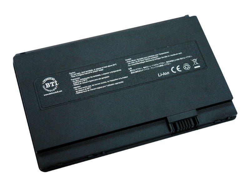 BTI Battery, HP Compaq Mini 700 730 1000 Voodoo Envy 133 FZ332AA, HP-1000H, 11055429, Batteries - Notebook