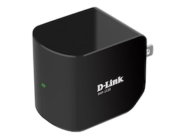 D-Link Wireless N300 Range Extender (Black), DAP-1120, 30960352, Network Extenders