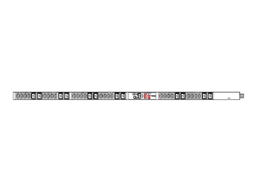 Raritan PDU ETO Top-Feed Version, PX2-1732U
