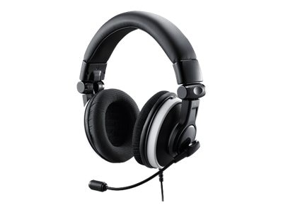 Cooler Master Ceres-500 Gaming Headset, SGH-4600-KWTA1, 16373792, Headsets (w/ microphone)