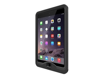 Lifeproof Nuud for iPad mini 1 2 3, Black, 77-50780, 18658652, Carrying Cases - Tablets & eReaders