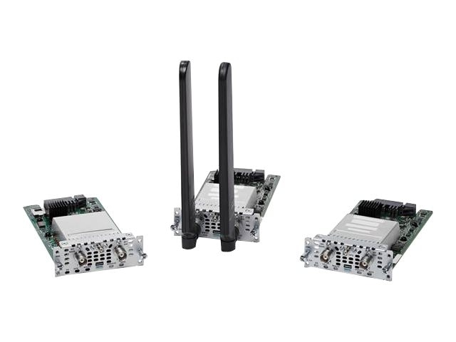 Cisco 4G ATT Wireless Module For North America, NIM-4G-LTE-NA