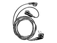 Motorola Earbud with Clip-On Mic and PTT For XTN, CLS, AX and M Series Two-Way Radios, 53866, 9828904, Headphones