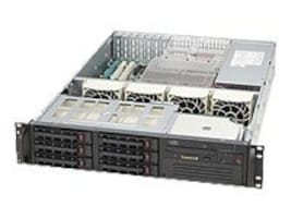 Supermicro SuperChassis 823TQ 2U Chassis, Black, CSE-823TQ-653LPB, 14588132, Cases - Systems/Servers