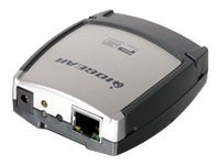 IOGEAR Palm-Size 1-port USB 2.0 Print Server, GPSU21W6, 14008388, Network Print Servers