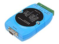 Siig CyberX Industrial RS232 to RS-422 485 Serial Converter