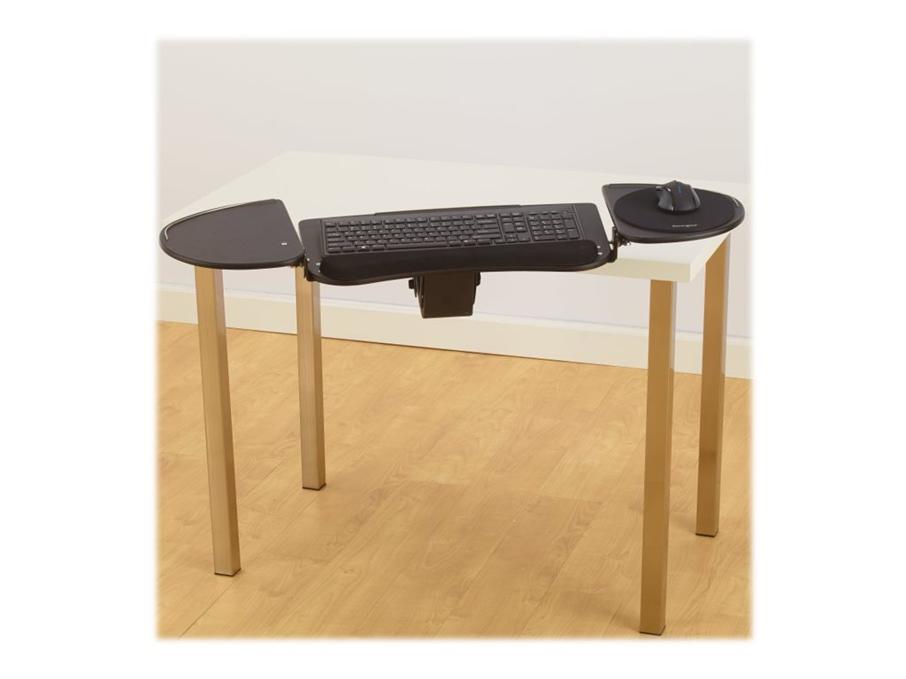Kensington Kensington Fully Adjustable and Articulating Keyboard Platform with Wrist Rest, K60044US