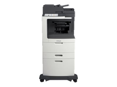 Lexmark MX811dxpe Monochrome Laser Multifunction Printer, 24T7429