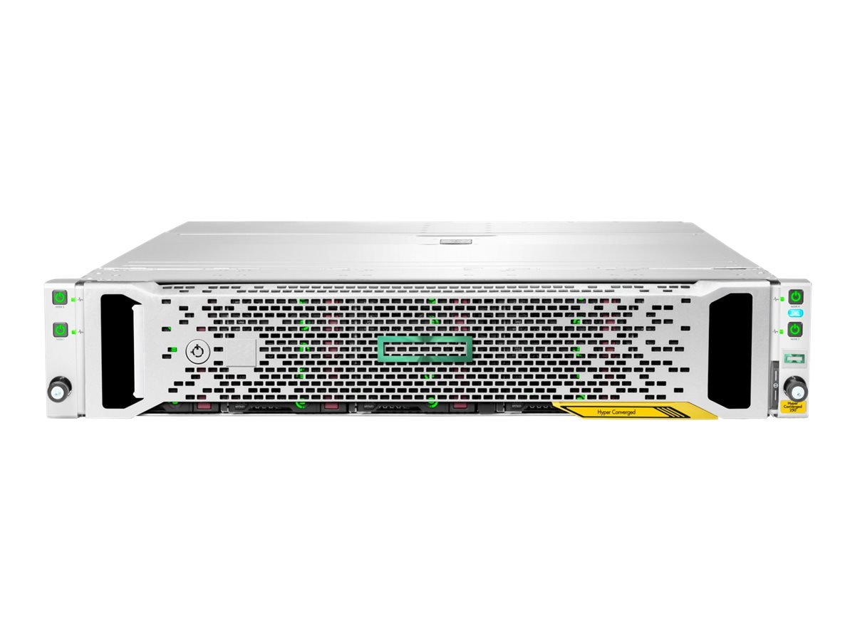 HPE E HC 250 for MS CPS STD, N9X97A, 30925602, Network Server Appliances