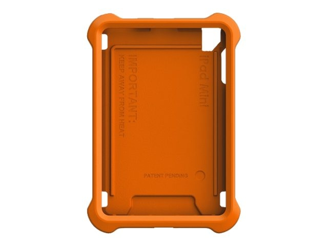 Lifeproof Lifejacket Fre and Nuud for iPad mini, Orange, 1443-01, 19508306, Carrying Cases - Tablets & eReaders