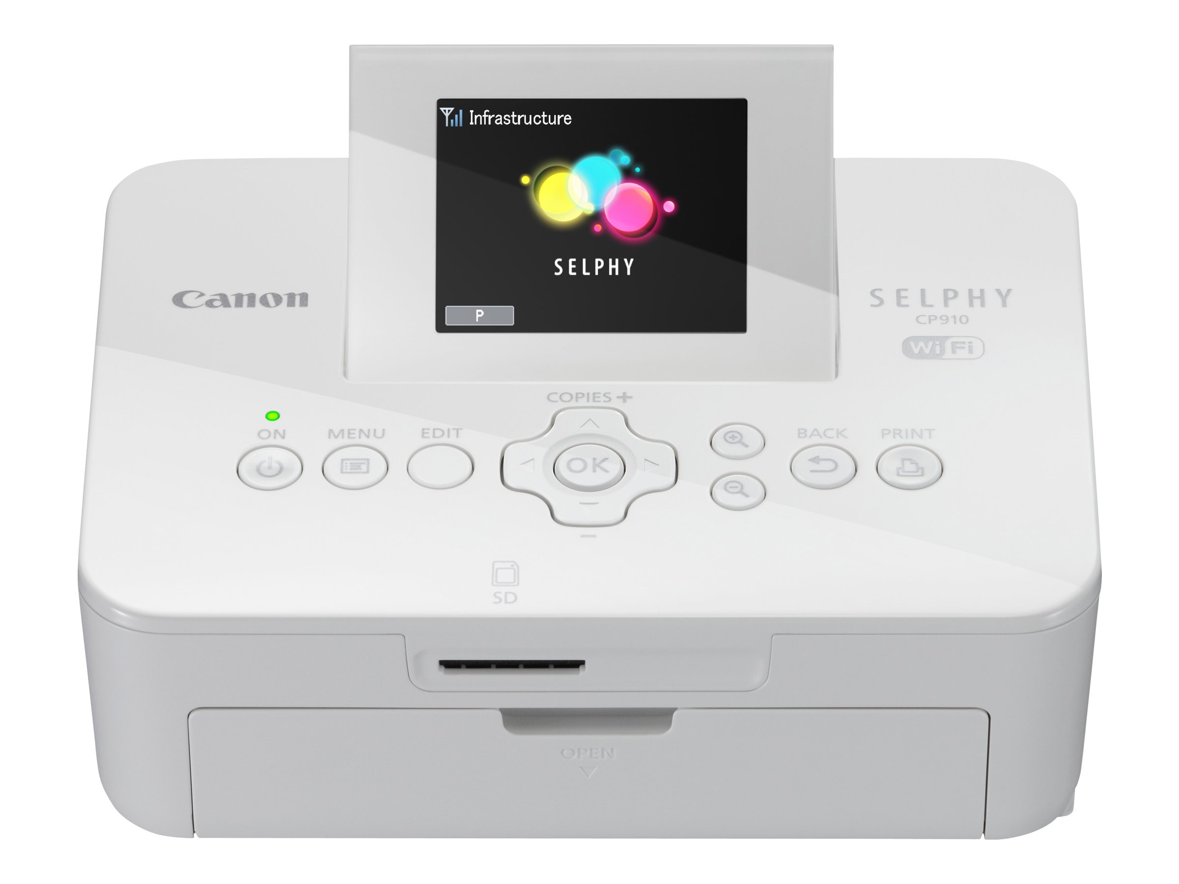 Canon SELPHY CP910 Compact Photo Printer - White, 8427B001