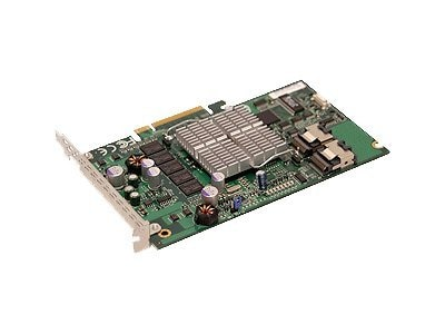 Supermicro Sunrise Lake USAS 3Gb s 8-Port SAS Internal RAID Adapter Add-on Card, AOC-USAS-S8IR, 7837268, RAID Controllers