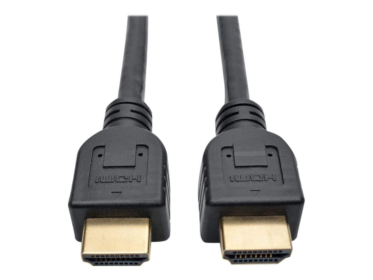 Tripp Lite High-Speed HDMI M M UHD 4K x 2K Cable with Ethernet and Digital Video with Audio, 16ft, P569-016-CL3