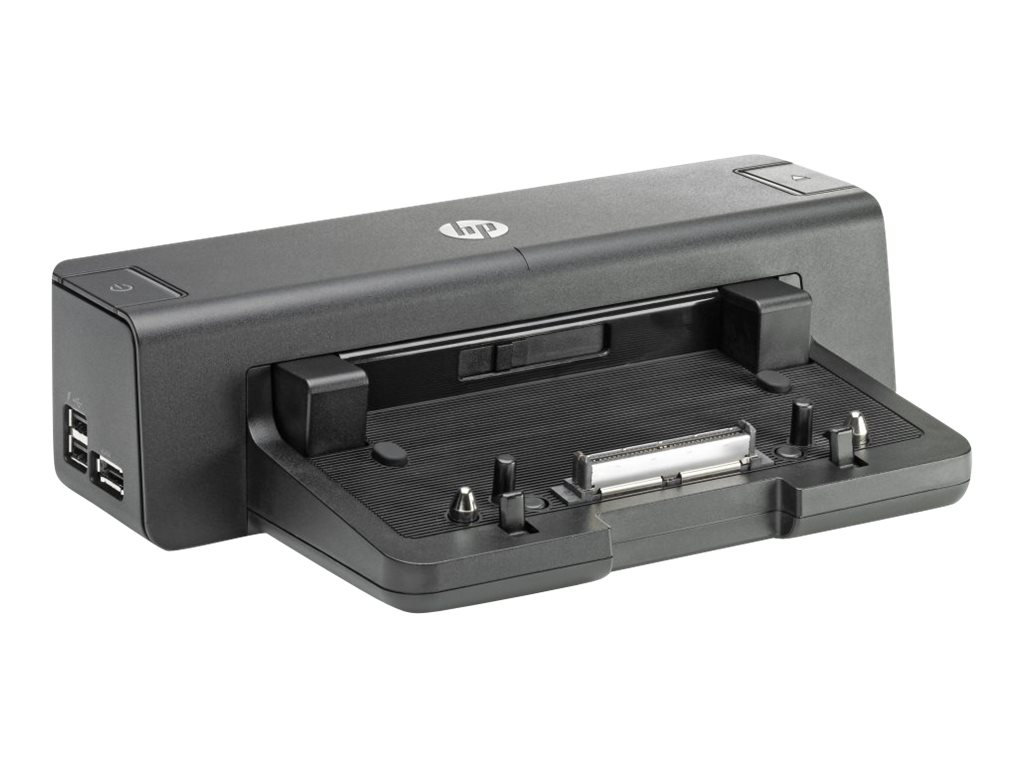 HP 2012 90W Docking Station, A7E32AA#ABA, 14450619, Docking Stations & Port Replicators