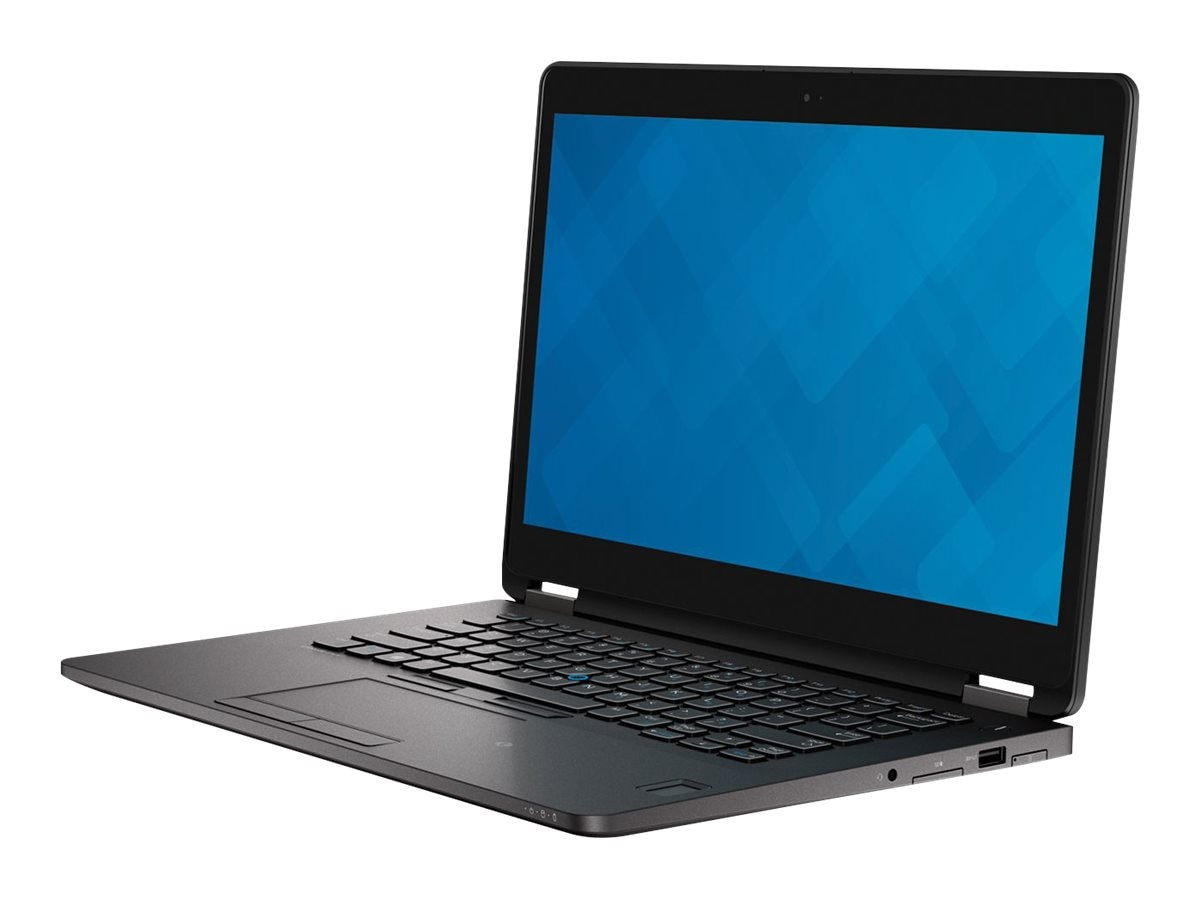 Dell Latitude E7470 Core i5-6200U 2.3GHz 4GB 128GB SSD ac BT WC 4C 14 HD W7P64-W10P