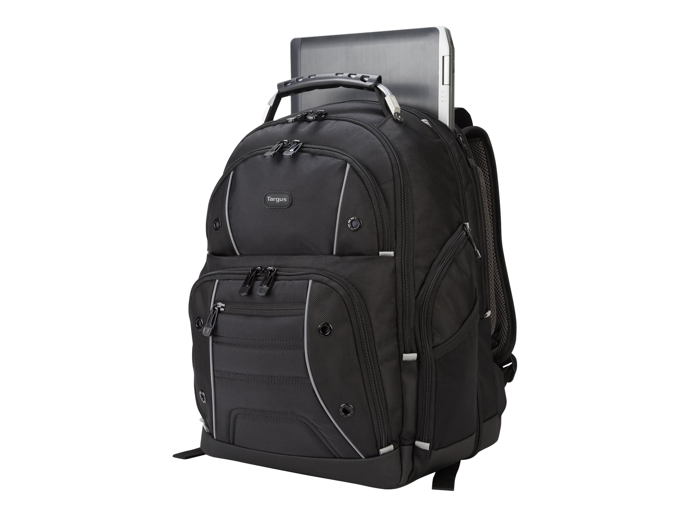 Targus Drifter Checkpoint-friendly Backpack APS 17.3, Black