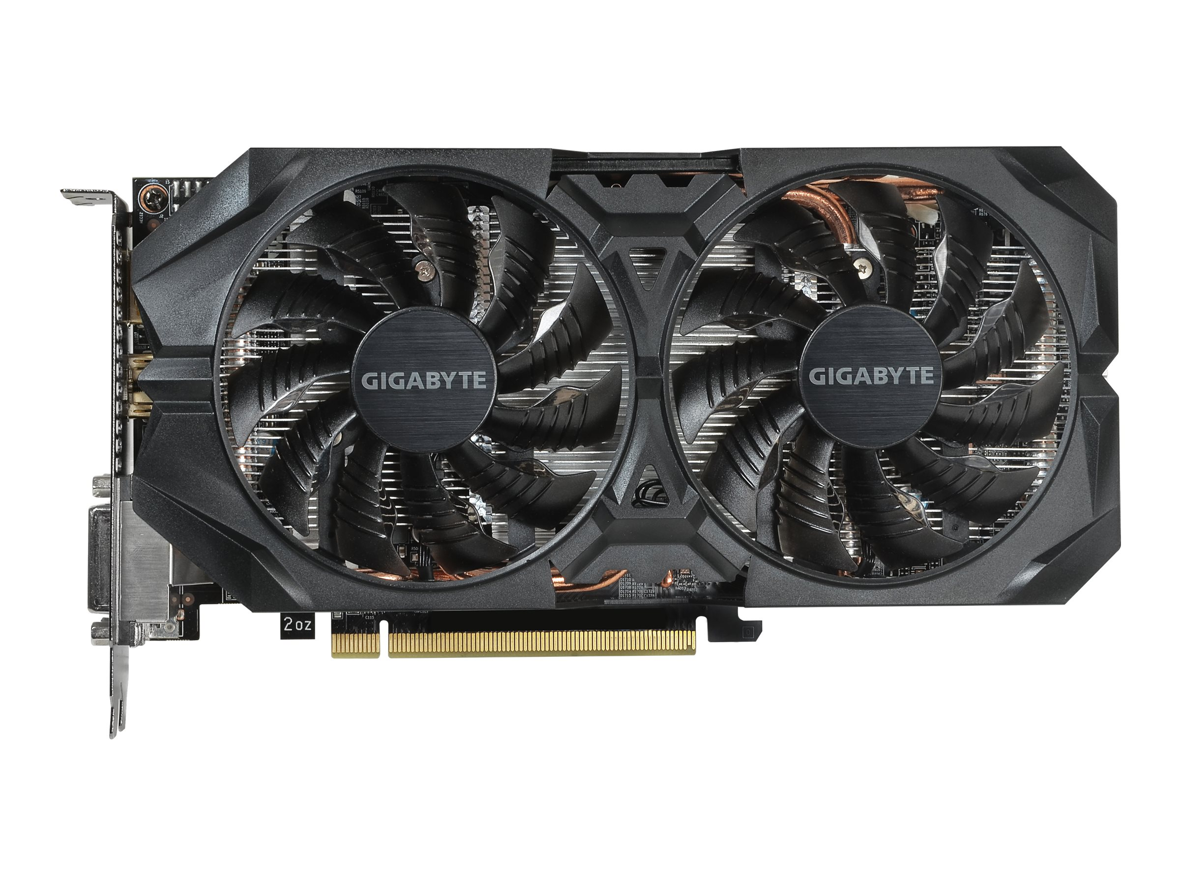 Gigabyte Tech Radeon R9 380X Graphics Card, 4GB GDDR5