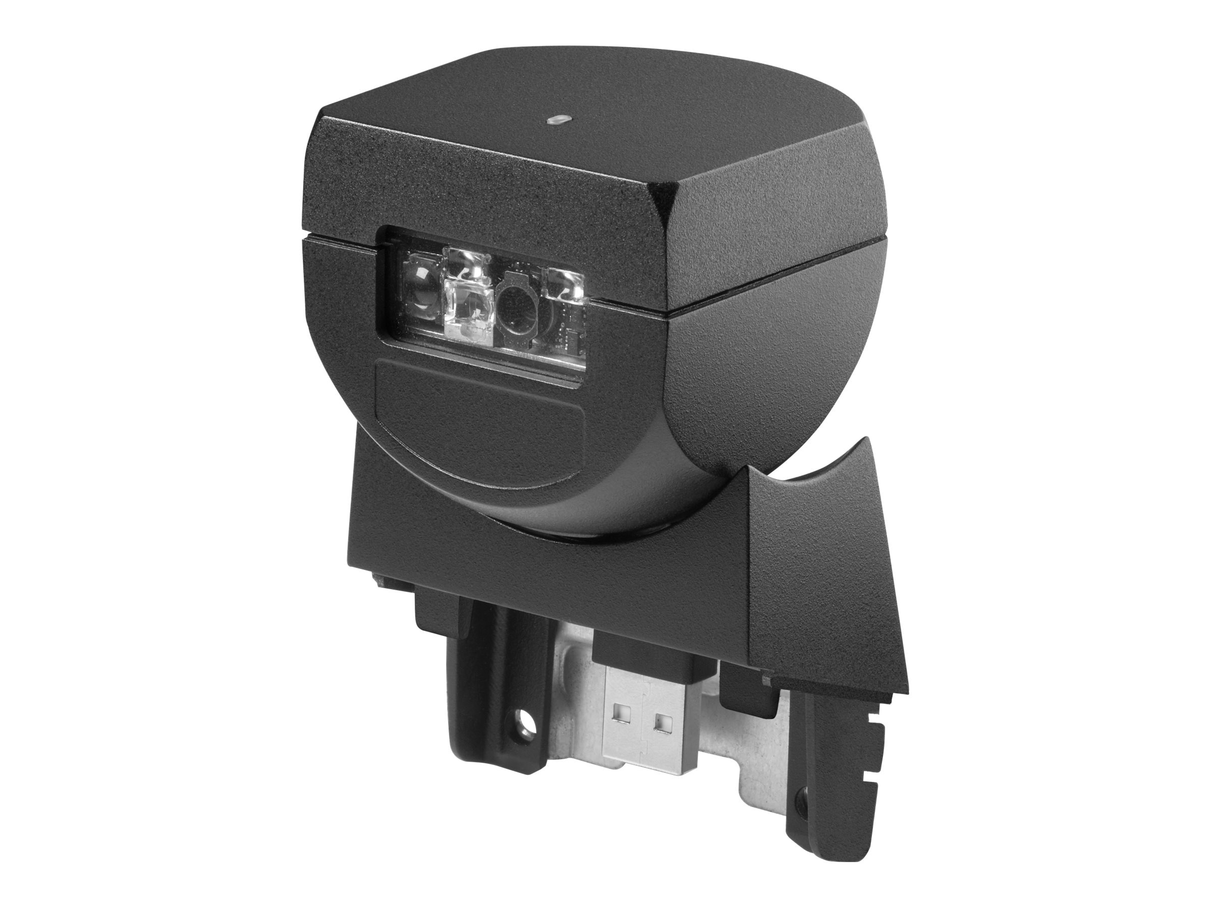 HP RP9 Integrated Barcode Scanner Side