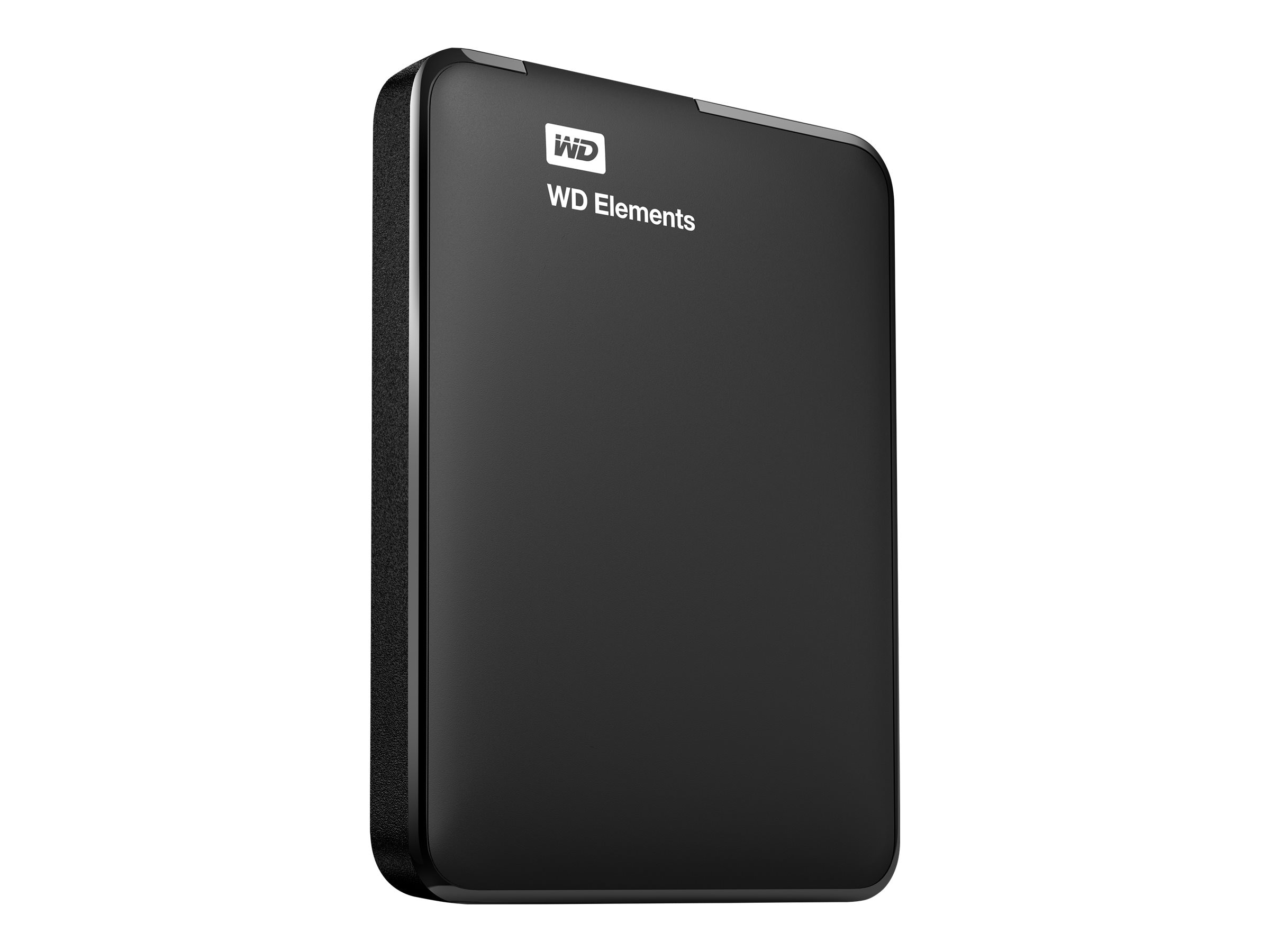 WD 1TB Elements USB 3.0 External Hard Drive, WDBUZG0010BBK-EESN