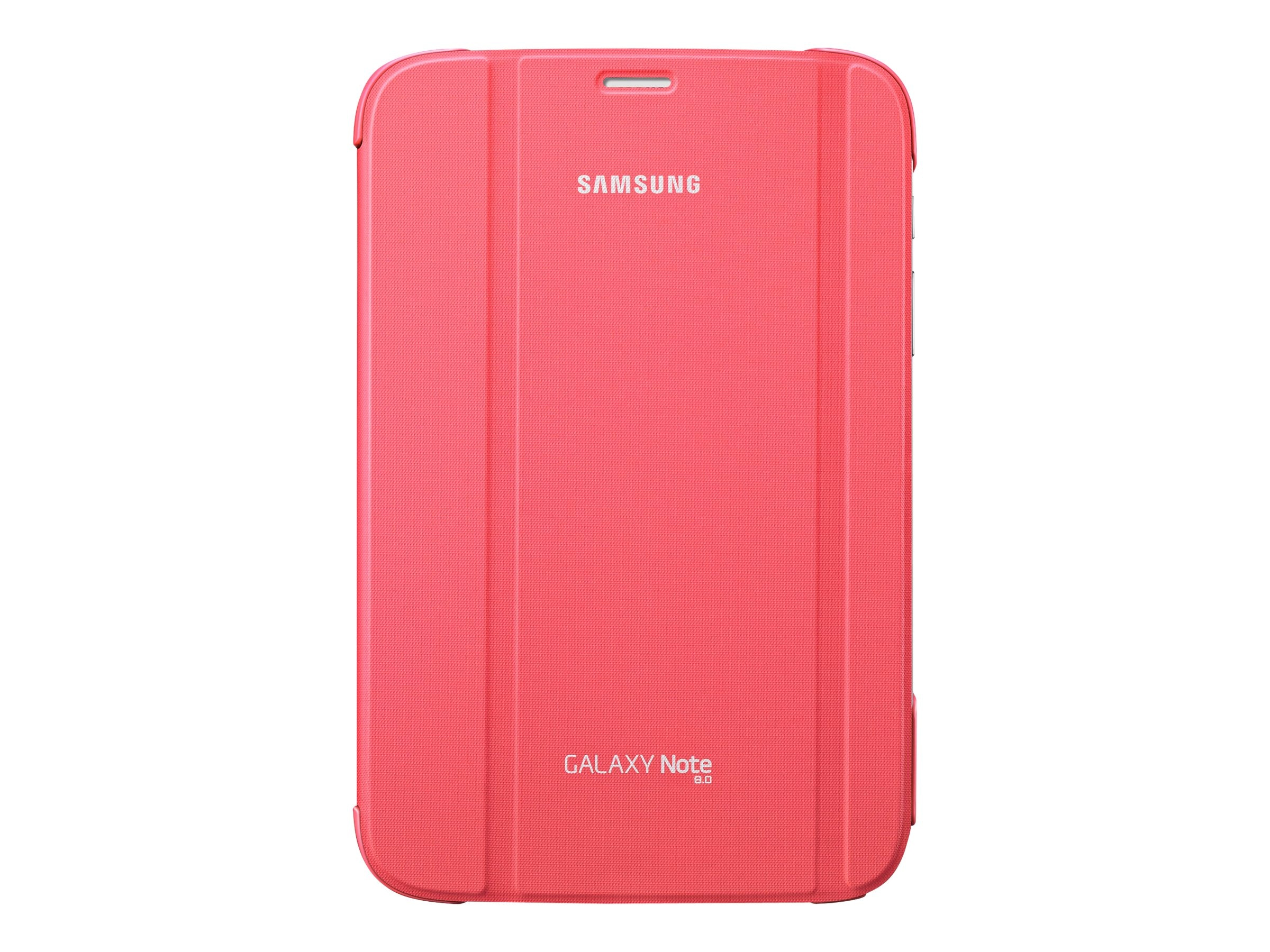 Samsung Book Cover for Galaxy Note 8.0, Pink, EF-BN510BPEGUJ, 15497161, Carrying Cases - Tablets & eReaders