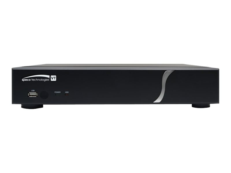 Speco 16-Channel 1080p HD-TVI DVR, 2TB, D16VT2TB