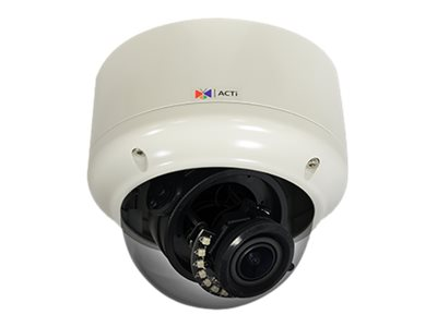 Acti 5MP Day Night Extreme WDR Outdoor Zoom Dome Camera