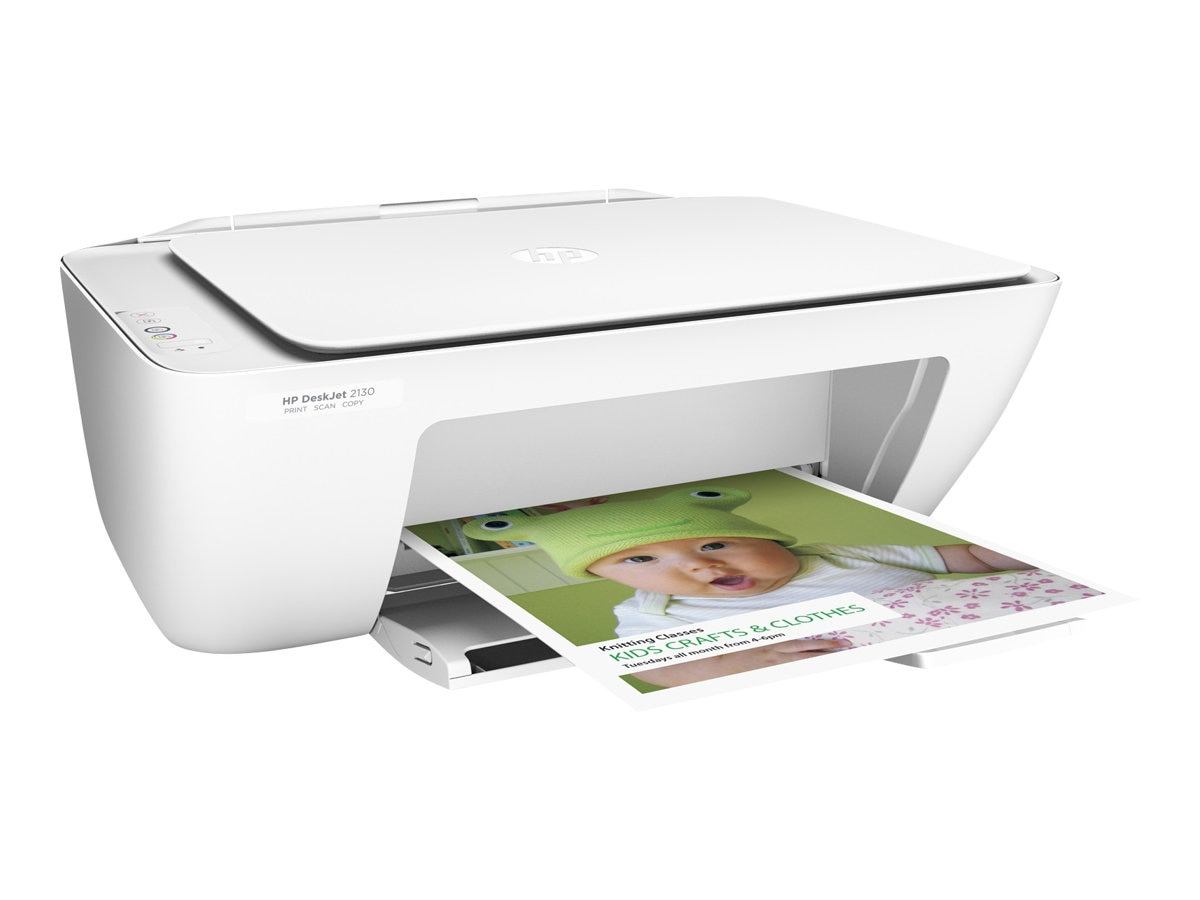 HP DeskJet 2130 All-in-One Printer, F5S40A#B1H