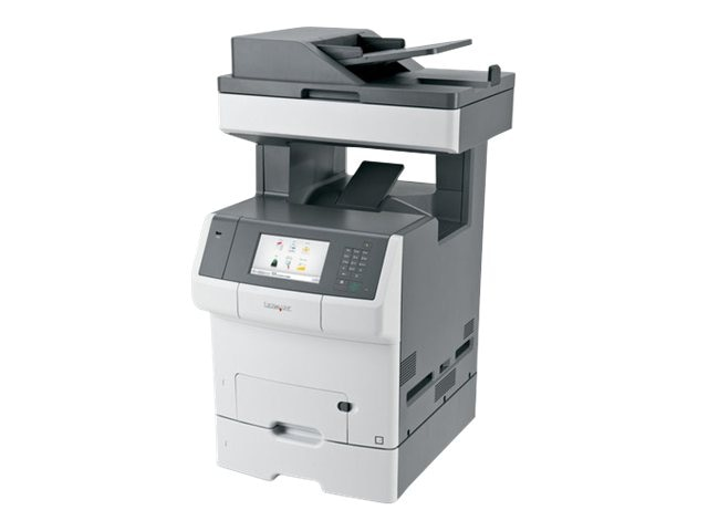 Lexmark X748dte Color Laser MFP, 34T5013, 13934700, MultiFunction - Laser (color)