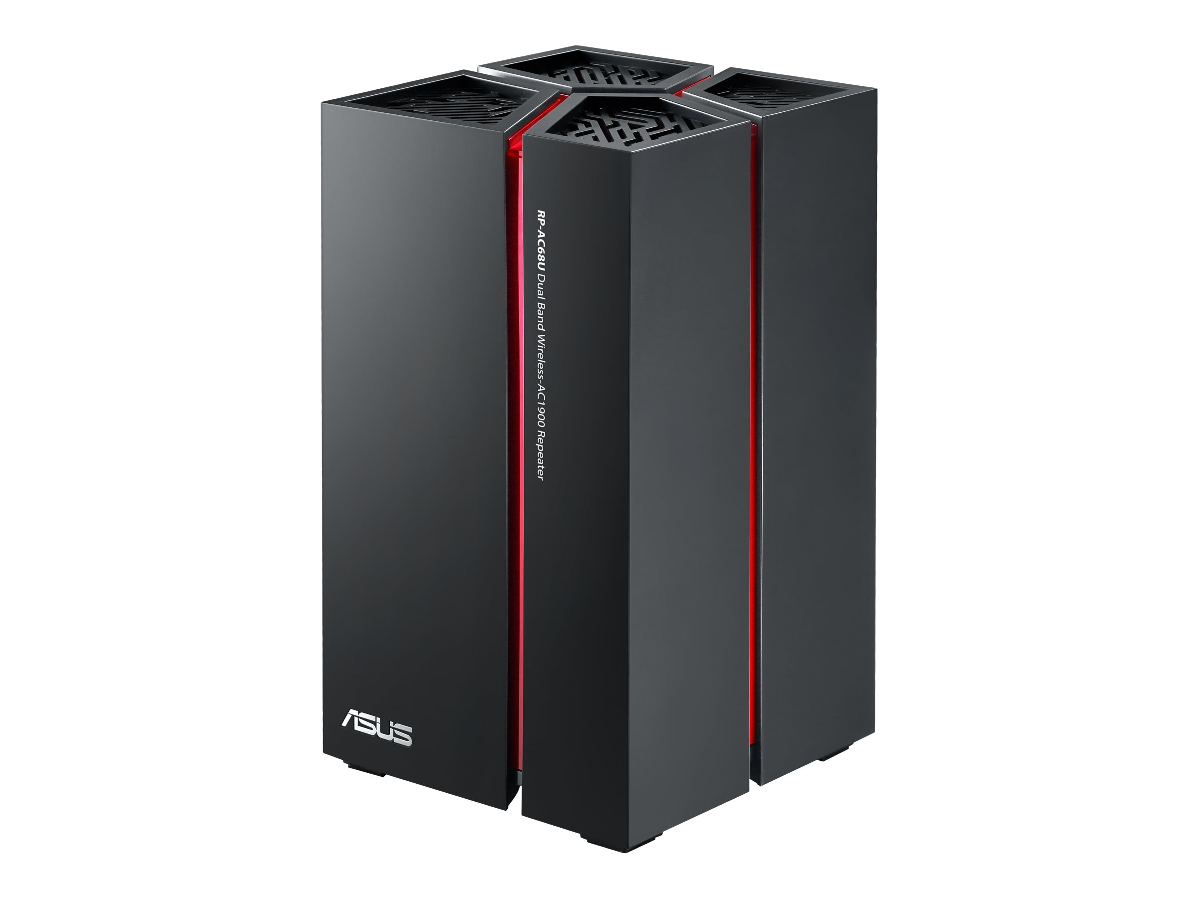 Asus Wireless AC1900 Repeater w USB 3.0 & 5xGbE, RP-AC68U