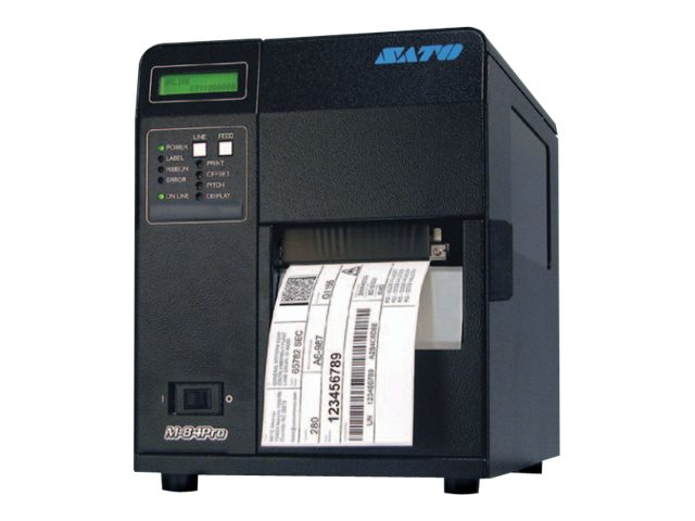 Sato M84Pro Printer, Parallel, 305dpi 4.1 Thermal Transfer (WM8430011), WM8430011, 449477, Printers - Bar Code