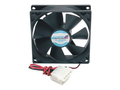 StarTech.com Cooling Fan, 9.2cm with LP4 Connector, FANBOX92