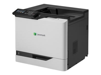 Lexmark CS820de Color Laser Printer, 21K0200