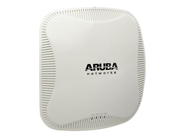 Aruba Networks Instant 115 Wireless Access Point, Rest Of The World, TAA FIPS Compliant, IAP-115-RWF1, 18415651, Wireless Access Points & Bridges
