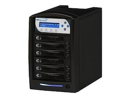 Vinpower HDDShark Hard Drive Tower 1:5 Duplicator, HDDSHARK-5T-BK, 15128533, Hard Drive Duplicators