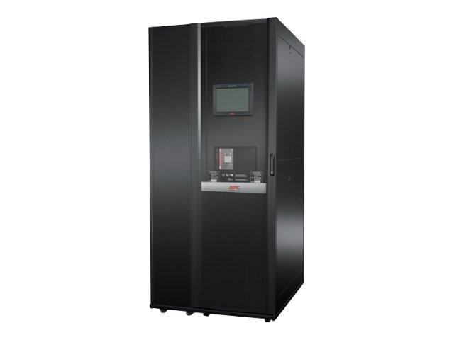 APC Symmetra PX 250 500kW I O Frame with Left Mounted Maintenance Bypass, SYIOF500KMBL, 10199009, Battery Backup Accessories