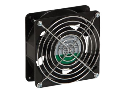 Kendall Howard High Speed 4 Fan Assembly Kit, Black