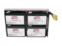 American Battery 12V 9Ah Replacement Battery Cartridge RBC24, RBC24-ABC, 18321013, Batteries - Other