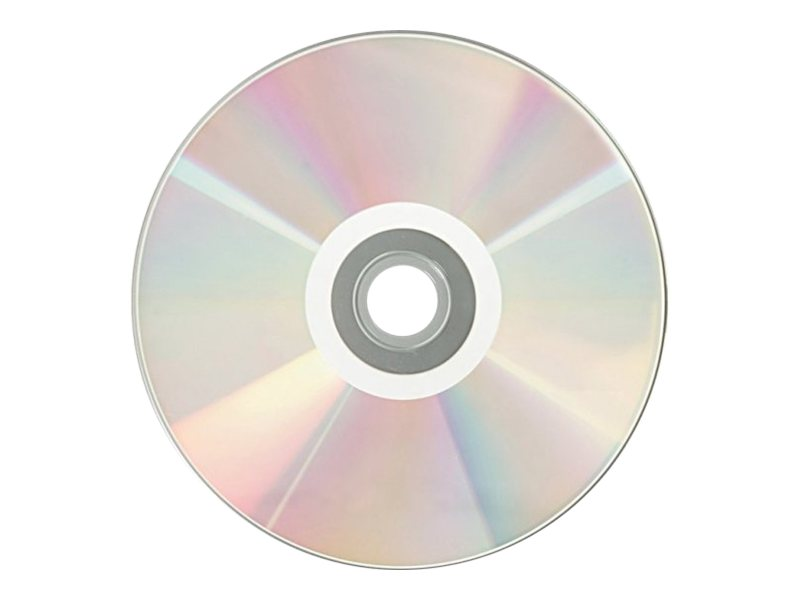 Verbatim 16x 4.7GB Shiny Silver DVD-R Media (100-pack Tape Wrap), 97017, 10361838, DVD Media