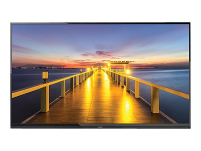 NEC 65 E655 Full HD LED-LCD Display with Integrated Tuner, Black
