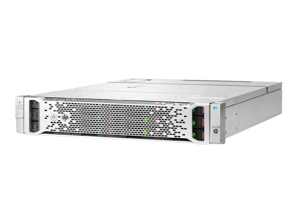 HPE D3600 Disk Storage System Enclosure, QW968A, 17062996, Hard Drive Enclosures - Multiple