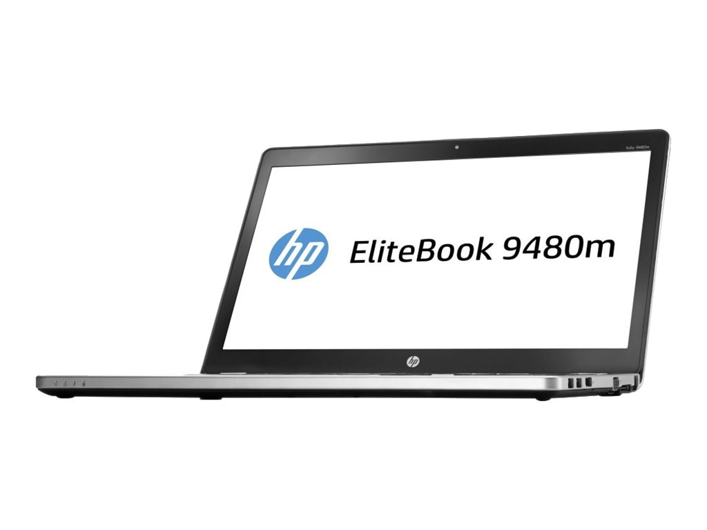HP EliteBook Folio 9480M 2.1GHz Core i7 14in display, J5P80UT#ABA, 17522796, Notebooks